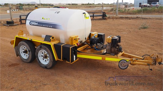 2014 ORH 2000L Trailers for Sale