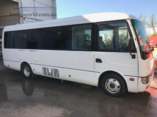 ef8642a1d1 2013 Mitsubishi Rosa Deluxe 22 Seat - Truckworld.com.au - Buses for Sale