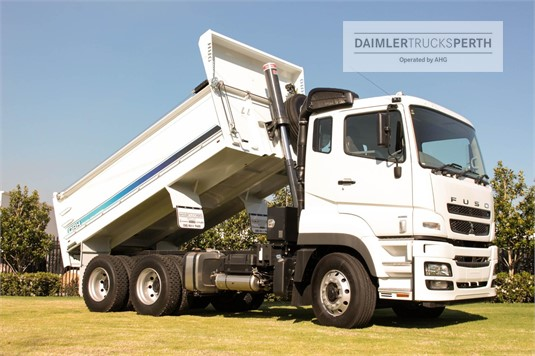 2018 Fuso FV51 Heavy Duty Daimler Trucks Perth - Trucks for Sale