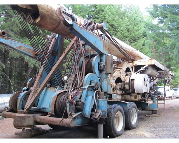 SKAGIT BU84 Forestry Equipment For Sale - 2 Listings