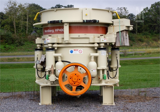 METSO HP400 For Sale In Warfordsburg, Pennsylvania