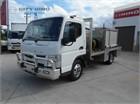 2013 Mitsubishi Canter 615 Service Vehicle