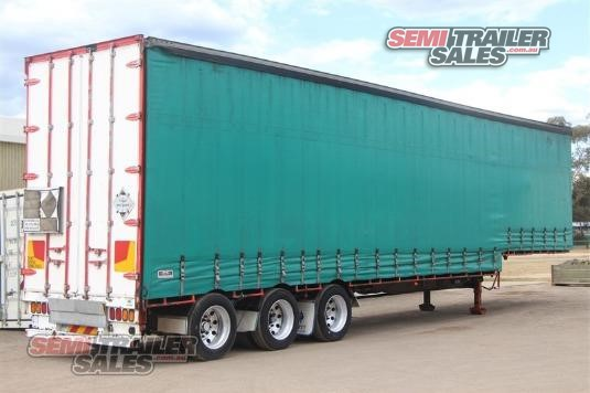 1999 Vawdrey 45ft Drop Deck Curtainsider Trailer Semi Trailer Sales - Trailers for Sale