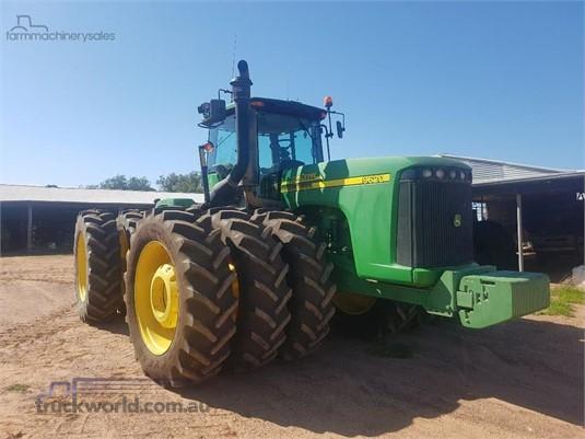 2006 John Deere 9620 - Farm Machinery for Sale