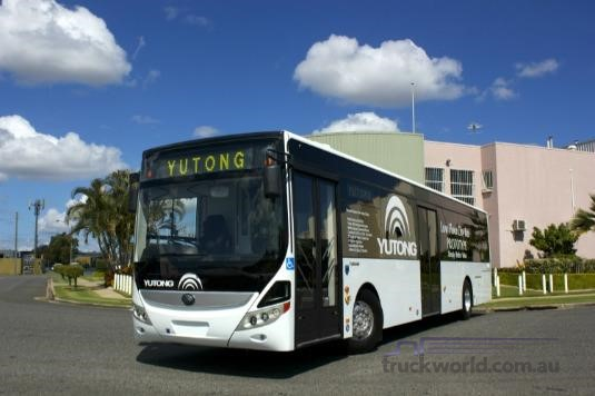 2020 Yutong 44 Seater City Bus - Buses for Sale