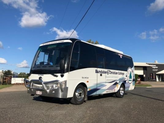 2019 Yutong 27 Seater Coach - Buses for Sale