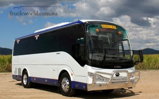2020 Yutong 39 Seater Blue Tongue - Buses for Sale