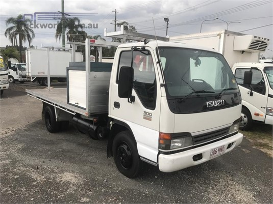 2004 Isuzu NPR - Truckworld.com.au - Trucks for Sale