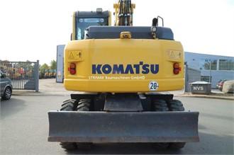 KOMATSU PW148-8
