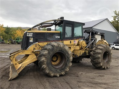 CATERPILLAR 525B Online Auction Results - 4 Listings