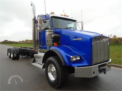 KENWORTH T800 Heavy Duty Trucks Auction Results - 347 Listings