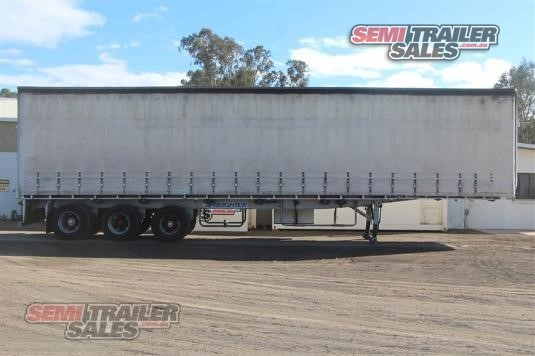 2000 Maxitrans 44ft 7` Curtainsider Trailer Semi Trailer Sales - Trailers for Sale