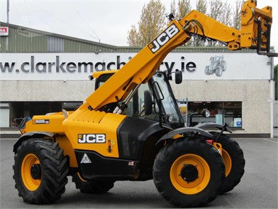 JCB 526 For Sale - 57 Listings | MachineryTrader ie - Page 1