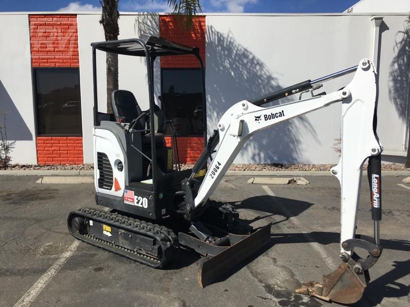 Miramar Bobcat, Inc.   Construction Equipment