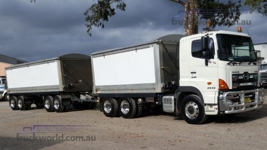 2014 Hino 700 Series 2838 - Truckworld.com.au - Trucks for Sale