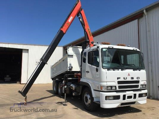 2009 Mitsubishi FV54 Trucks for Sale