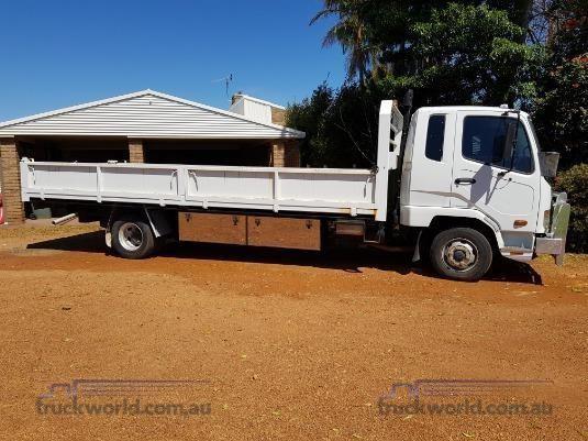 2010 Fuso Fighter 10 Trucks for Sale