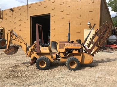 Trenchers / Boring Machines / Cable Plows Auction Results