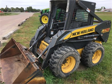 NEW HOLLAND L175 Auction Results - 37 Listings