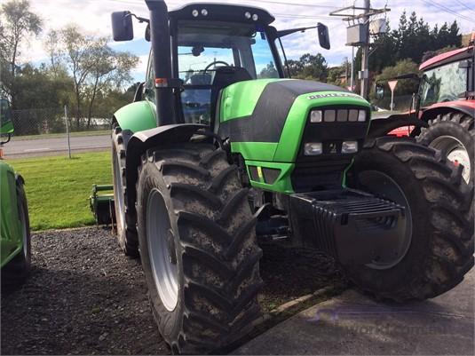 2012 Deutz Fahr Agrotron M650 - Farm Machinery for Sale