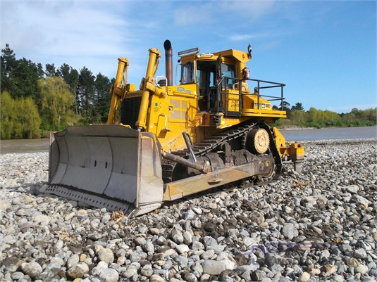 1984 Caterpillar D8L - Heavy Machinery for Sale