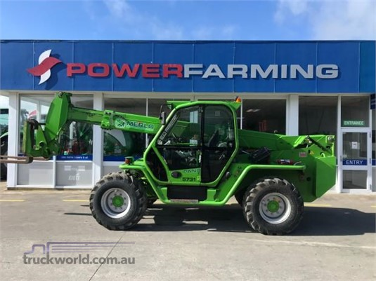 2011 Merlo P60.10 Forklifts for Sale