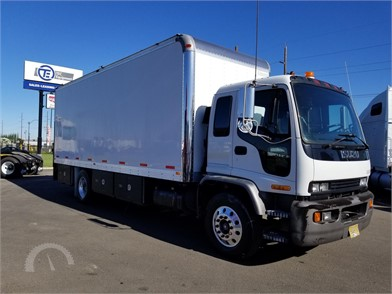 ISUZU Van Trucks / Box Trucks Auction Results - 21 Listings
