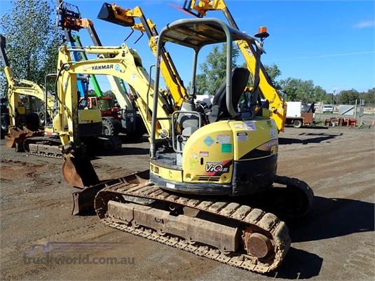 2008 Yanmar Vio45-5 Excavators - Mini