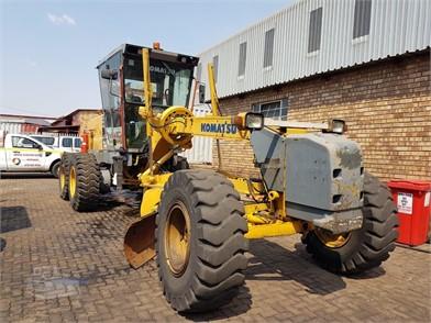 KOMATSU GD555 For Sale - 5 Listings | MachineryTrader com