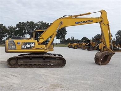 KOMATSU Crawler Excavators Auction Results - 159 Listings
