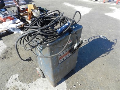 Lks 180 Amp Welders Auction Results 1
