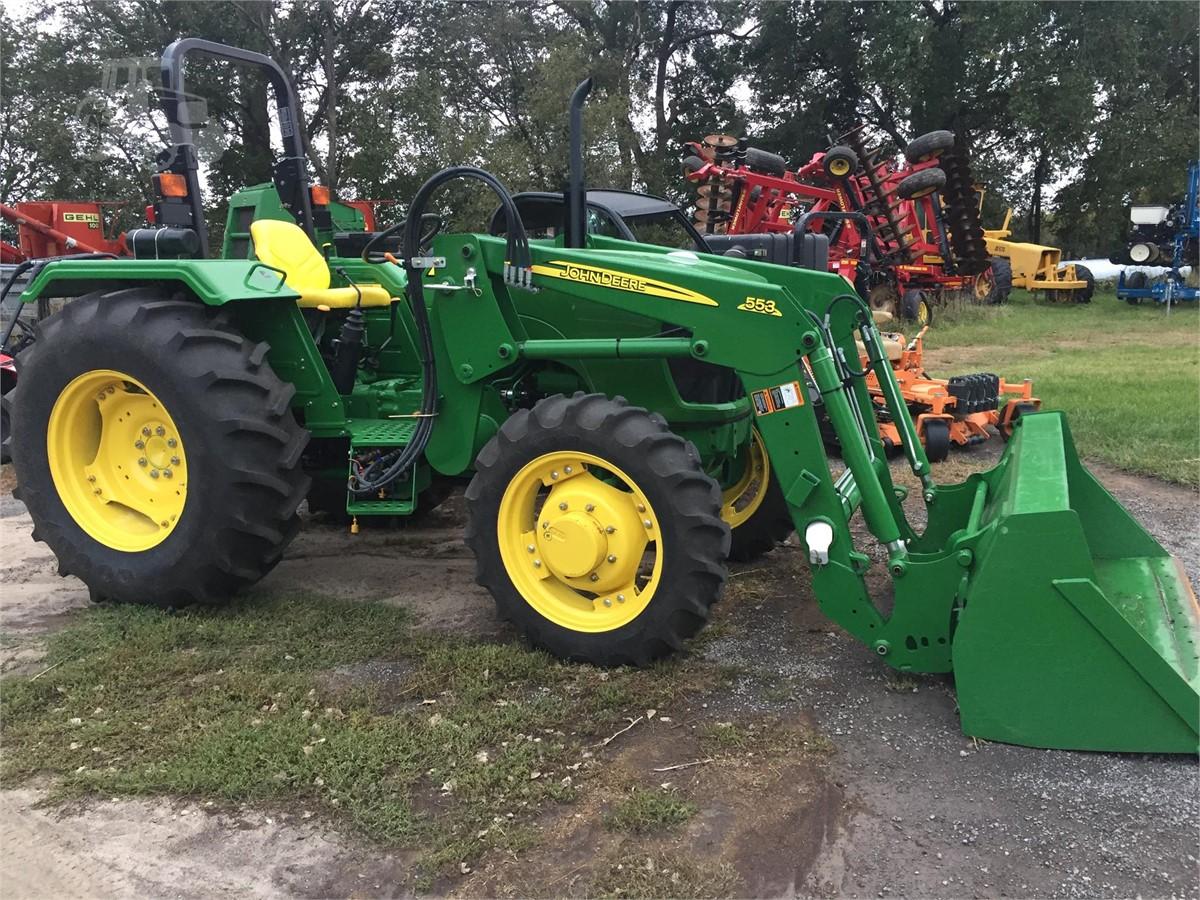 JOHN DEERE 5075E For Sale In Norfolk, Nebraska | www