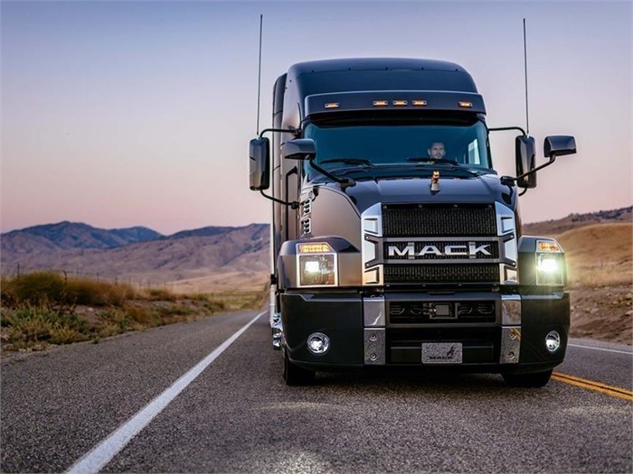 Mack Trucks Brings Home A Silver IDEA Award For Its Anthem