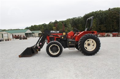 ZETOR 40 HP To 99 HP Tractors Auction Results - 21 Listings