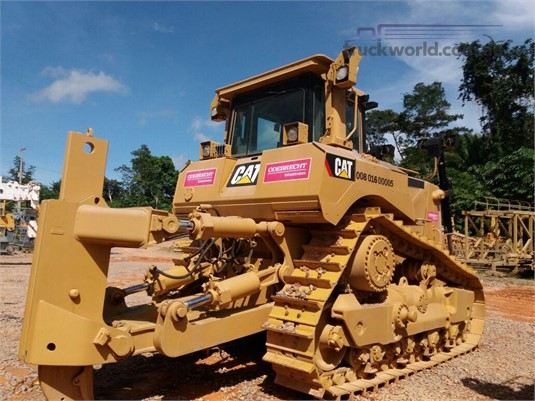 2007 Caterpillar D8T Heavy Machinery for Sale