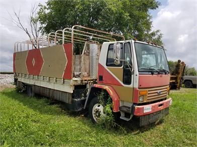 Van Trucks / Straight Trucks Auction Results - 201 Listings