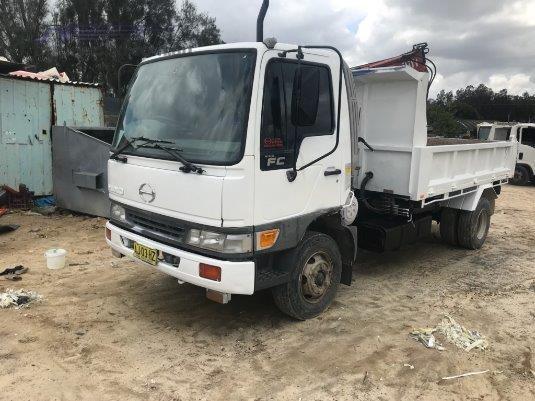 2002 Hino FC - Truckworld.com.au - Trucks for Sale