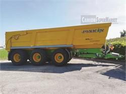 JOSKIN TRANS-CARGO 8000/27  used