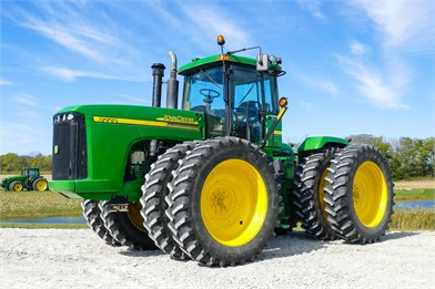 JOHN DEERE 9220 For Sale - 25 Listings | TractorHouse com - Page 1 of 1