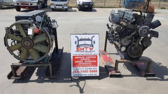 0 Engines Assorted Second Hand Engines - Parts & Accessories for Sale