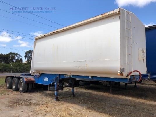 2006 Gte Grain Tipper Trailer Midwest Truck Sales - Trailers for Sale