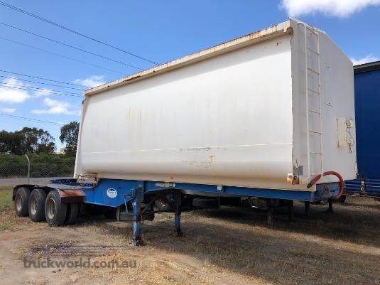 2006 Gte Tipper Trailer Trailers for Sale