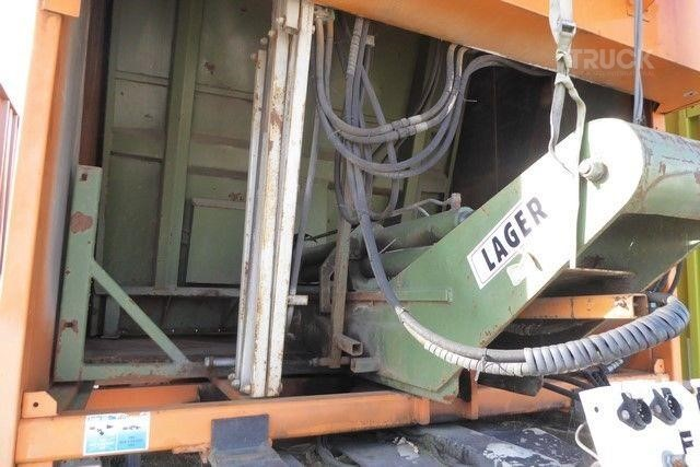 FLIEGL PUSHING FLOOR, ALCOA LM, LIFT, BPW SCHEIBE