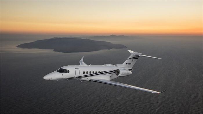 Textron Aviation Netjets Announce Massive Fleet Agreement