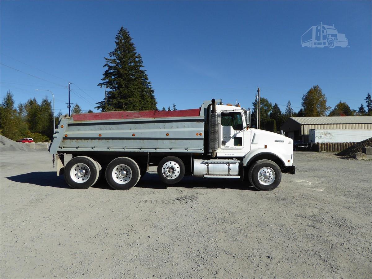 1997 KENWORTH T800B For Sale In Arlington, Washington ...Kenworth Dump Trucks For Sale Washington