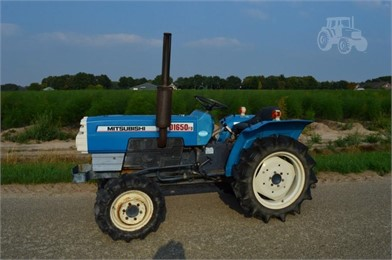 mitsubishi d1650fd at tractorhouse com