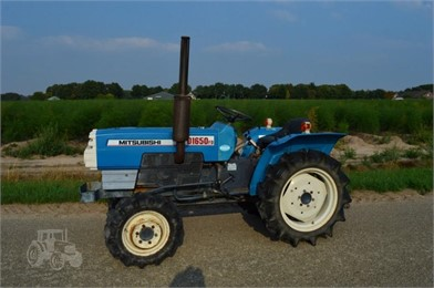 MITSUBISHI Less Than 40 HP Tractors For Sale - 3 Listings