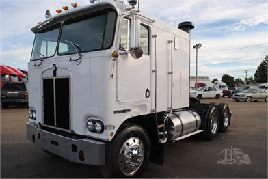 KENWORTH K100 Cabover Trucks W/ Sleeper For Sale - 15
