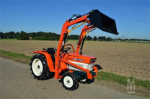 Kubota B1600 For Sale In Neer Limburg The Netherlands Marketbook