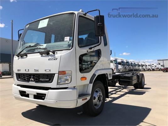 2018 Fuso Fighter 1024 - Trucks for Sale